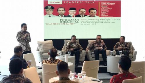 Foto Cegah OTT, BUMD DKI Jakarta Perkuat GCG