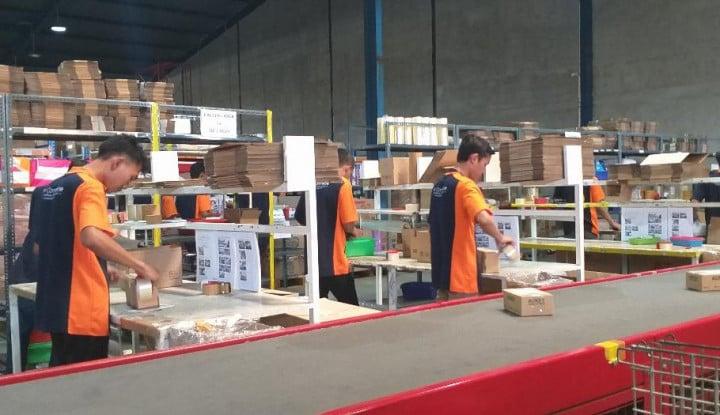 Jet Commerce Resmikan Gudang Logistik di Kawasan Daan Mogot - Warta Ekonomi
