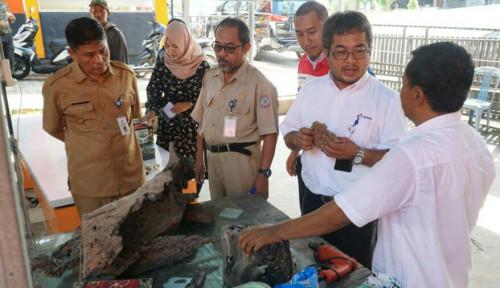 Foto Pertamina Gali Potensi Pembuatan Souvenir Limbah Kayu Mangrove