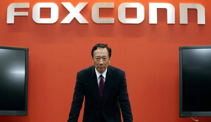 Ketangguhan Bos Foxconn, dari Susah Beli Beras sampai Miliki Harta Rp98 Triliun - Warta Ekonomi