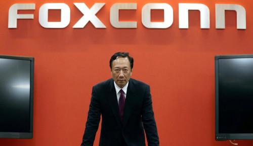 Foto Ketangguhan Bos Foxconn, dari Susah Beli Beras sampai Miliki Harta Rp98 Triliun