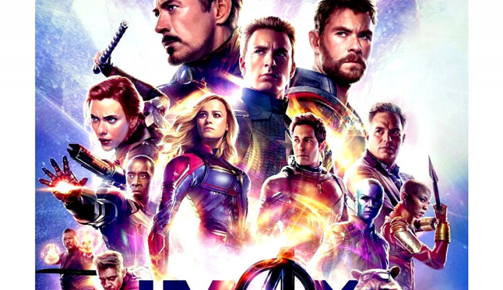 Avengers: Endgame, Kenapa Captain America Harus Pensiun? - Warta Ekonomi