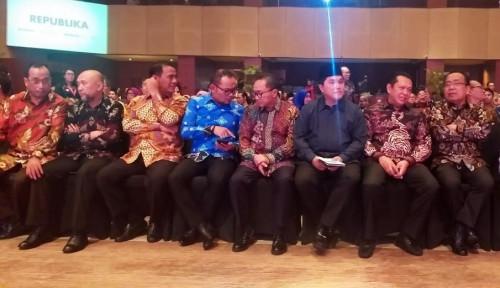 Foto Anugerah Tokoh Perubahan Republika Dibanjiri Tokoh Nasional