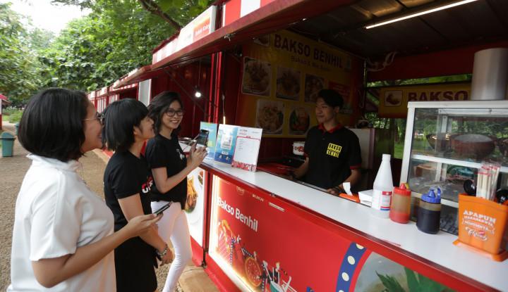 Go-Food Klaim Kalahkan Kompetitor, Buktinya . . . - Warta Ekonomi