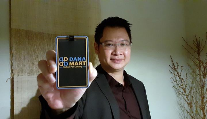 Target Salurkan Rp200 M Tahun Ini, Bagaimana Strategi Danamart? - Warta Ekonomi