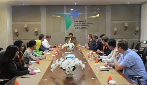 Foto Belanda Mau Investasi ke Makassar New Port Tahap III