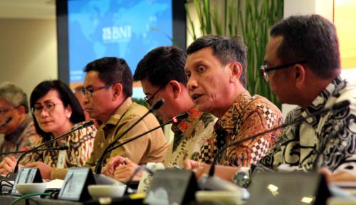 Foto BNI Cetak Laba Bersih Rp4,08 Triliun di Kuartal I 2019