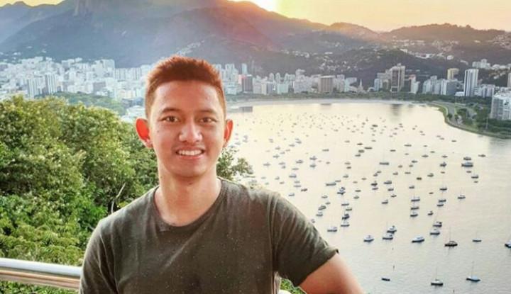 Pemuda Ini Bisa Kaya di Amerika, Tapi Dia Pilih Pulang ke Indonesia, Karena... - Warta Ekonomi