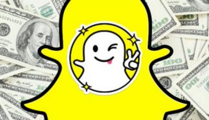 Perbarui Aplikasi, Pengguna Aktif SnapChat Kembali Meningkat