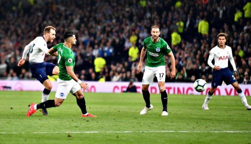 Foto Tottenham Hotspur Menang Tipis atas Brighton 1-0