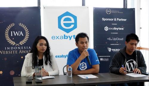 Foto Exabytes Mau Kasih Apresiasi Lagi untuk Pembuat Website