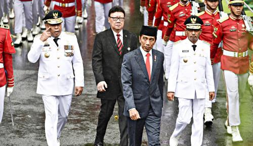 Foto Undang Pemimpin DPR, MPR, dan DPD, Jokowi Minta Masukan Soal Wacana Pindah Ibu Kota