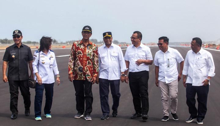 Pembangunan Rampung, Menhub Berharap Jokowi Dapat Mendarat di NYIA - Warta Ekonomi