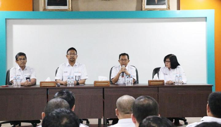 Rini Soemarno Rombak Jajaran Direksi BGR Logistics - Warta Ekonomi