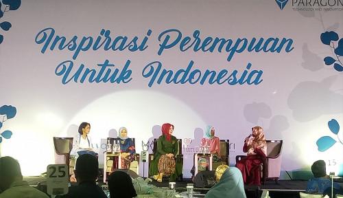 Foto PT Paragon Berikan Apresiasi untuk 8 Tokoh Perempuan lnspiratif