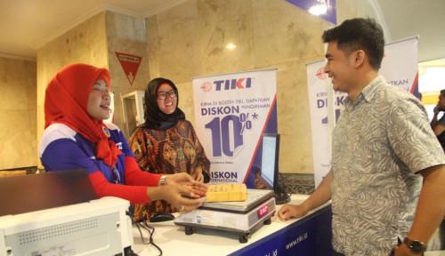 Foto Peringati HUT DKI Jakarta, TIKI Berikan Diskon Besar-besaran!