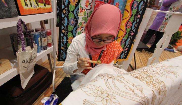 Meningkat 47,2%, Karya Kreatif Indonesia 2019 Cetak Penjualan Rp10,09 Miliar - Warta Ekonomi