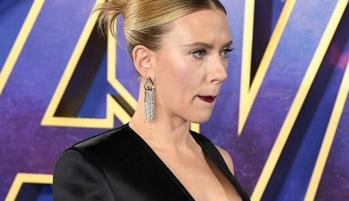 10 Artis Hollywood dengan Bayaran Tertinggi, Scarlett Johansson Urutan Pertama - Warta Ekonomi
