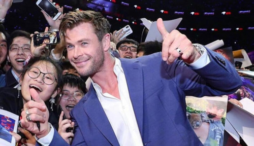 Buat Perankan Legenda Ini, Chris Hemsworth Rela Gedein Otot Lagi