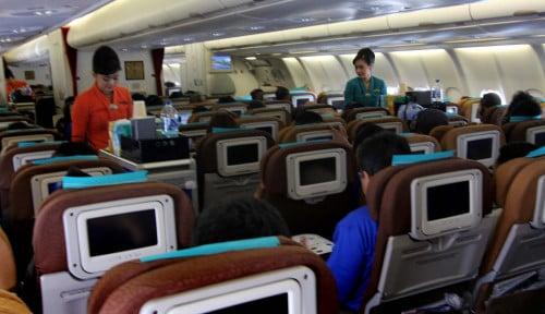Foto Iseng! Ngaku Terkena Corona, Seorang Penumpang Buat Pesawat Harus Putar Balik