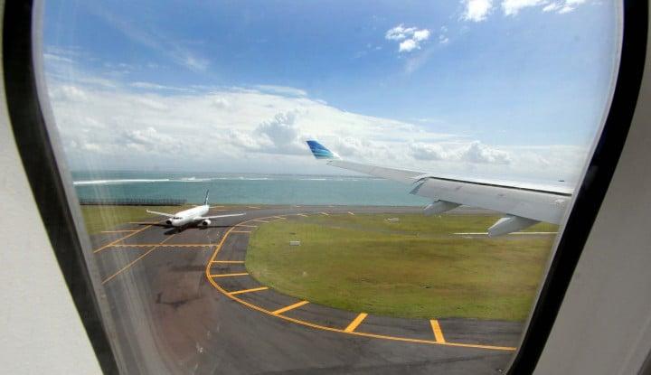 Bandara-bandara AP I Setop Penerbangan Penumpang hingga Tanggal...
