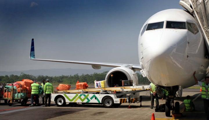 Geger! Garuda Indonesia Banyak Diusik, Pihak Ini Beri Peringatan Tegas! - Warta Ekonomi