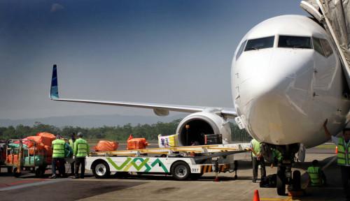 Foto Asik! Harga Tiket Pesawat Sudah Turun?