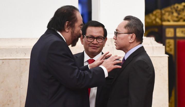 Tak Peduli Sikap Megawati pada Surya Paloh, Nasdem Lebih Pilih... - Warta Ekonomi