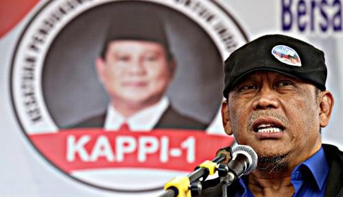 Eggi Sudjana Sempat Dimintai Patungan Buat Bom untuk Gagalkan Pelantikan Jokowi-Ma'ruf