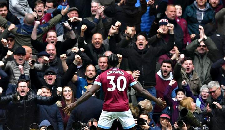 Dahsyat, West Ham Jinakkan Chelsea 1-0 - Warta Ekonomi
