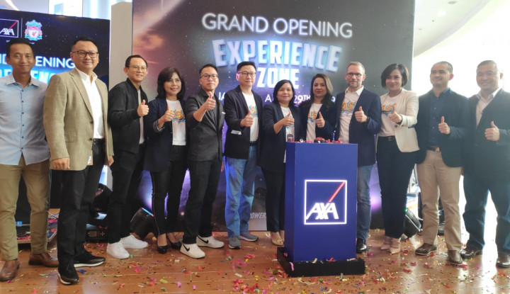 AXA Financial Edukasi Keuangan Lewat AXA Experience Zone - Warta Ekonomi