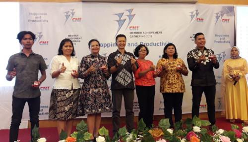 Foto Laju Bisnis CNI di Medan Meningkat