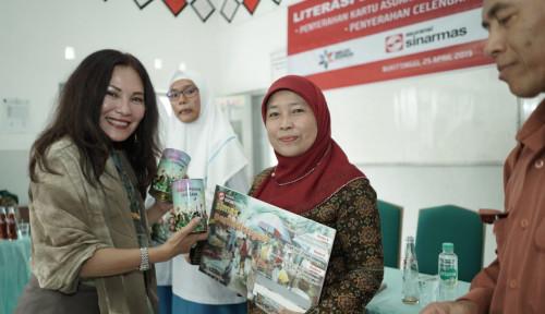 Foto ASM Beri Literasi Keuangan Pada Siswa dan Petani