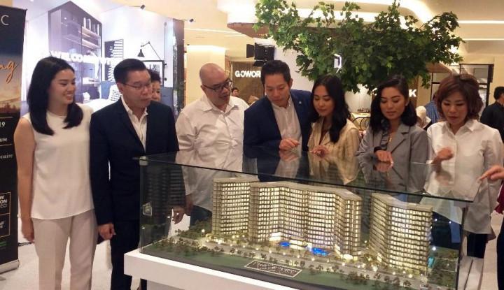 Bangun Apartemen Milenial, SouthCity Gelontorkan Rp1 Triliun - Warta Ekonomi