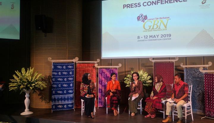 Tahun Ini Bidik Milenial, Gelar Batik Nusantara Gandeng Sejumlah Komunitas Muda - Warta Ekonomi