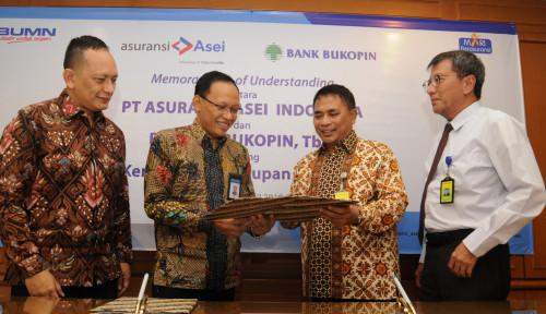Foto Asuransi Asei Jalin Kemitraan Strategis dengan Bank Bukopin