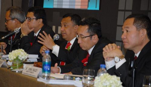 Foto PTPP Kantongi Kontrak Baru Rp10,75 T