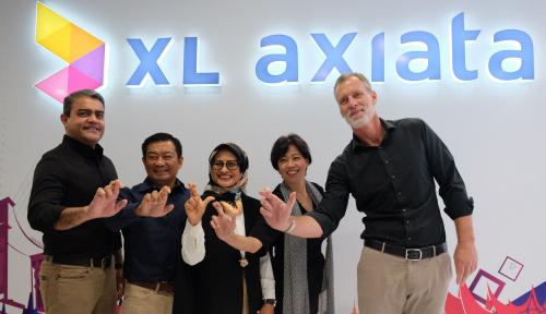 Foto XL Axiata Gandeng Semua Operator di Arab Saudi, Tujuannya?