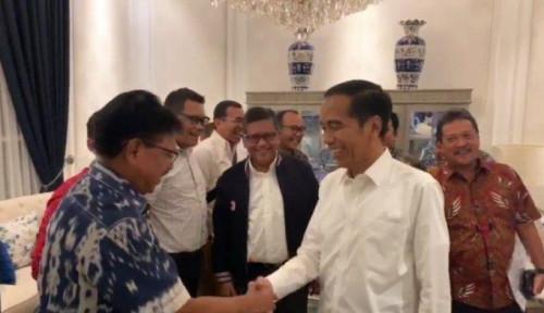 Foto Setelah AHY, Jokowi Bakal Temui Tokoh Politik Lain, Siapa Ya?