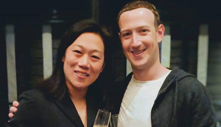 Foto Berita Perkenalkan Istri Mark Zuckerberg: Wanita Sederhana, Setia, Lulusan Kedokteran Harvard!