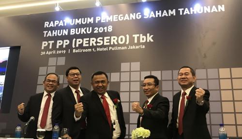 Foto Holding BUMN Perumahan Tunggu Keputusan Jokowi