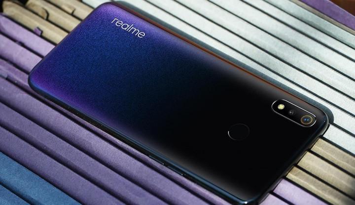 Luncurkan 5G Pertamanya, Realme Bidik Kirim Ponsel 50 Juta Unit Tahun Ini - Warta Ekonomi