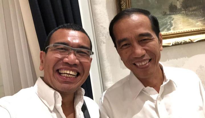 Sosok Stafsus Pilihan Erick Thohir: Pernah Jadi Bos MNC, Ketua DPP, hingga Jubir TKN Jokowi-Ma'ruf - Warta Ekonomi