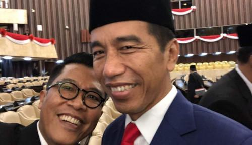 Foto Jokowi Mau Pindahkan Ibu Kota, Ini Ide Misbakhun Hemat Anggaran Negara