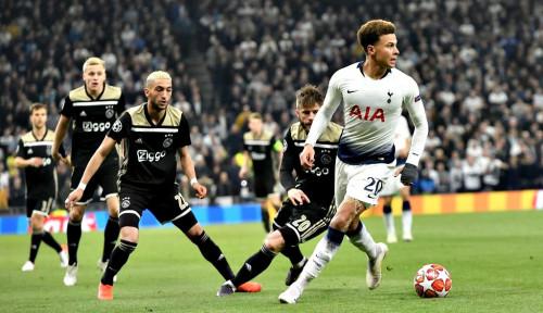 Foto Virus Corona Dijadikan Lelucon, Gelandang Tottenham Terancam Dihukum FA