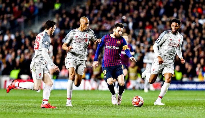 Jadwal Liga Champions Pekan Ini, Perebutan Tiket Final - Warta Ekonomi