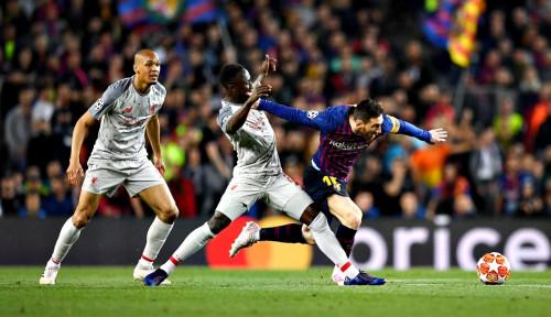 Foto Di Bandara, Messi Dicaci Maki Pendukung Barcelona