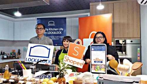 Foto Ramadan, Lock & Lock Indonesia Hadirkan Promo 45% di Shopee