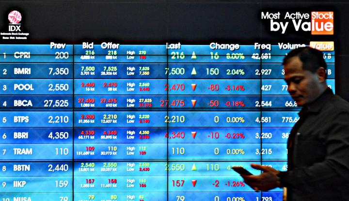 Mark Dynamics Bagikan Dividen Rp26,2 M - Warta Ekonomi
