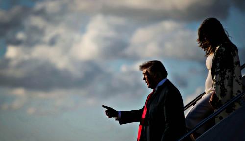 Foto Trump Janji Akan Usir Jutaan Imigran Ilegal